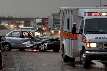 Head on Collisions in Houston