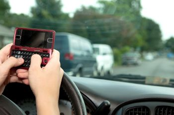Driving While Texting Accidents