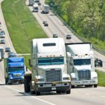 Truck Tire Blowout Accident