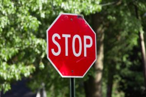 Houston Stop Sign Accidents - DeSimone Law Office